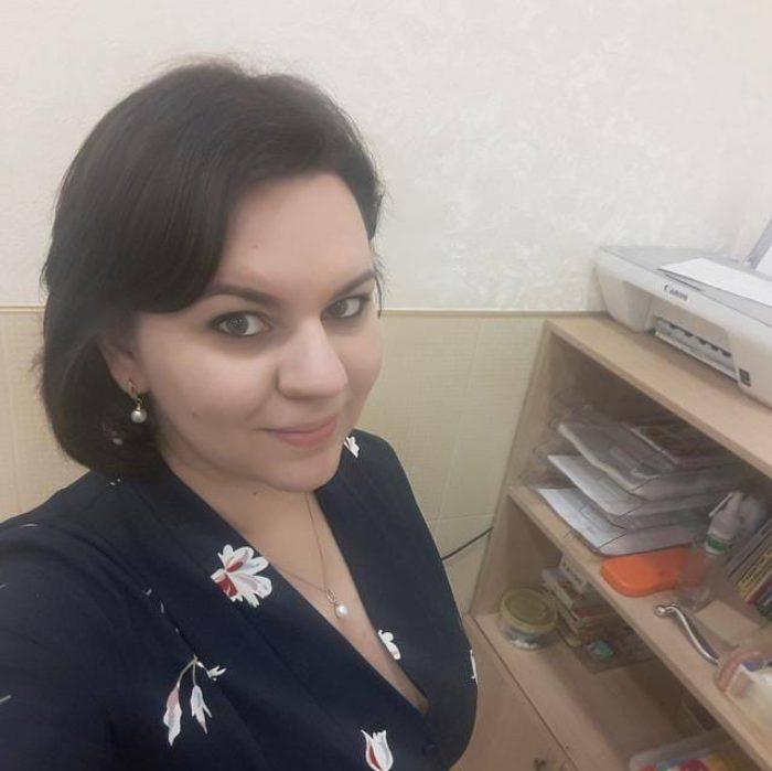 Алексеева Алина — мама Даши