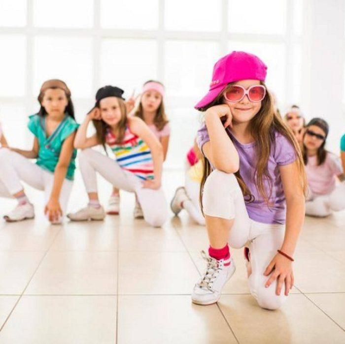 Современная хореография с 3 лет